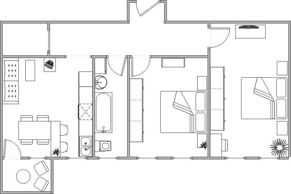 Gallery Amp Floor Plan